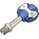 Speedplay Zero Pedals Stainless steel blue